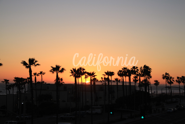 cali-sunset