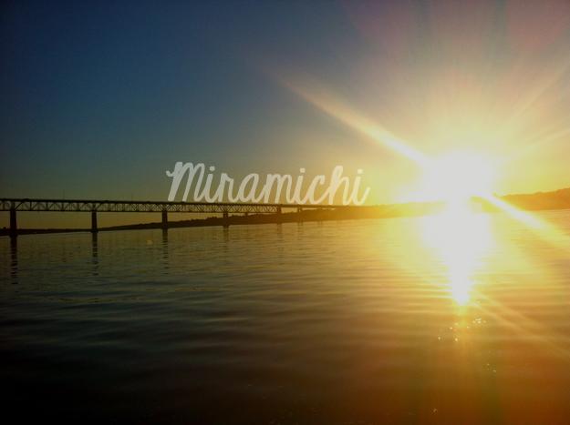 miramichi-sunset