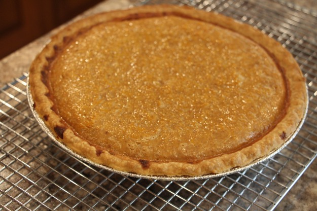 pumpkin pie recipe
